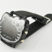 Hello kitty Led Digital Watch Fashion