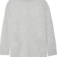 Proenza Schouler - Oversized stretch cashmere-blend turtleneck sweater