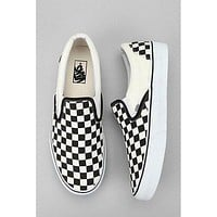 Vans Slip On Old Skool Fashion Checkerboard Canvas Sneakers Sport Shoes