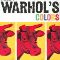 Andy Warhol's Colors - Board Book