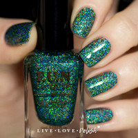 FUN Lacquer Secret (H) Nail Polish (Limited Edition 1st Anniversary Collection)