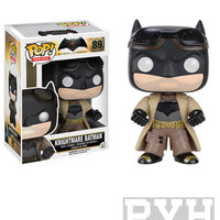 Funko Pop! Heroes: DC - Batman Vs. Superman - Knightmare Batman - Vinyl Figure