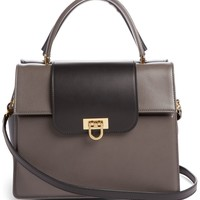 Balenciaga Collage Triple Leather Bag | Nordstrom