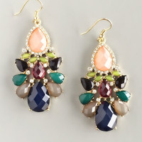 Elegant Solarium Earrings
