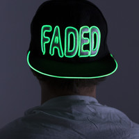 Light Up Hat - Faded