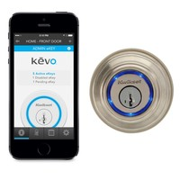 Kwikset Kevo Wireless-Enabled Deadbolt Lock - Apple Store (U.S.)