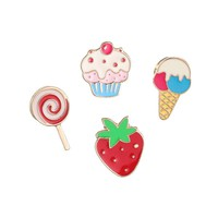 Kawaii Icee Pins
