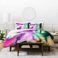 Jacqueline Maldonado Fever Dream Duvet Cover