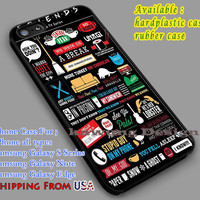 Friends TV Show   Central Perk iPhone 6s 6 6s+ 6plus Cases Samsung Galaxy s5 s6 Edge+ NOTE 5 4 3 #movie #Friends dl2