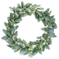 Lamb's Ear Wreath | Hobby Lobby | 1599828