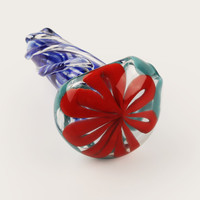 Colorful Glass Smoking Bong Glass Pipe For Tobacco Best Feeling For You Free Shipping Glass Pipes 563 s021 S056