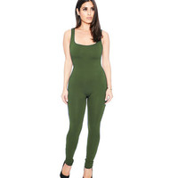 Catsuit for women rompers womens jumpsuit sexy high waisted high elasticity bodysuit sleeveless plus size jumpsuits and rompers