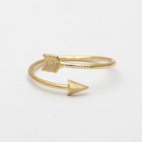 arrow ring, arrow, unique ring, adjustable ring, stretch ring, men ring