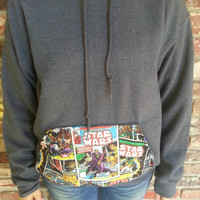 Star wars comics sweatshirt