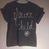 Flower Child Tee (Made to Order)