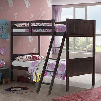 Wooden Bunk Beds Convertable 2 Individual Beds