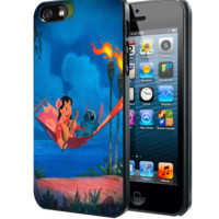 Lilo & Stitch Ohana Means Family Samsung Galaxy S3 S4 S5 Note 3 , iPhone 4 5 5c 6 Plus , iPod 4 5 case