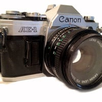 Real Photography - Vintage Cannon 35mm Camera