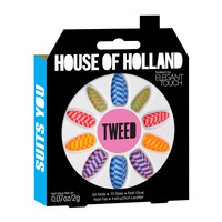 Elegant Touch House of Holland Nails - Tweed