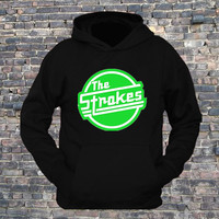 The Strokes Hoodies Hoodie Sweatshirt Sweater Shirt black white and beauty variant color Unisex size