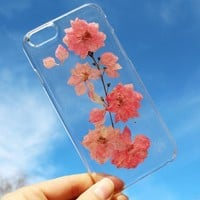 Fashion Flower Print iPhone Phone Cover Case For iphone 6 6s 6plus 6s-plus 7 7plus