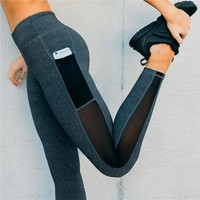 Women's Fashion Autumn Hot Sale Yoga Sports Leggings [73855467535]