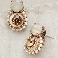 Enceinte Earrings by Anthropologie in Peach Size: One Size Earrings