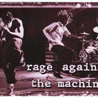 Rage Against the Machine Live! Poster 11x17