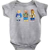 polo bear Baby Onesuit
