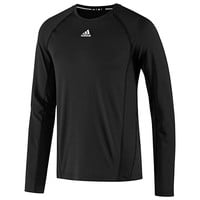 adidas Fitted Long Sleeve Tee