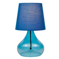 Techno Table Lamp BLUE