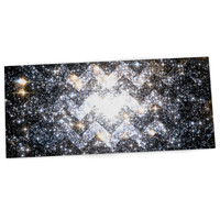 "Suzanne Carter ""Messier Chevron"" Desk Mat"