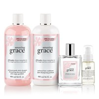 philosophy '20th birthday - amazing grace' set (Limited Edition) ($130 Value) | Nordstrom