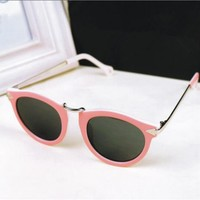 Cute Cat Eye Sunglasses with Arrow Legs ET981
