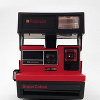 SuperColor Camera Kit By Impossible Project - Urban Outfitters