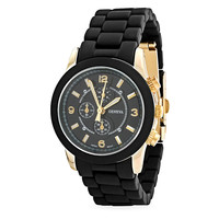 Bling Jewelry Black Bold Watch