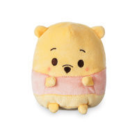 Winnie the Pooh Scented Ufufy Plush - Small - 4 1/2''