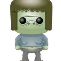 Pop Television Regular Show Muscle Man Vinyl Figure at TFAW.com