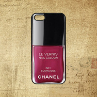 nail polish iphone 5 case,iphone 5 cover ,cute iphone 5 case,unique iphone 5 case ,in hard plastic or soft rubber case
