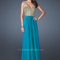 La Femme 18739 at Prom Dress Shop
