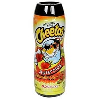 Cheetos Asteroids Cheese Flavored Snacks, Flammin' Hot, 2.5 oz (70.8 g) - Food & Grocery - Snacks - Cheese Snacks