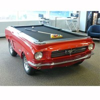 1965 Mustang Pool Table at Brookstone—Buy Now!