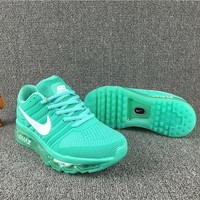 Nike Air Max 2017 green white 36-40