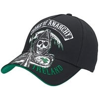 Sons of Anarchy - Reaper Ireland Fitted Cap