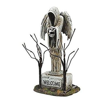 Department 56 Halloween Village Angel of Death Accessory 5.25 In