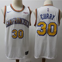 Golden State Warriors 30 Stephen Curry San Francisco Edition Jersey