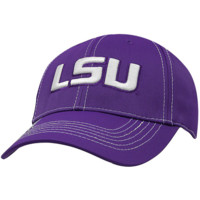 Top Of The World LSU Tigers Endurance Tactile One-Fit Hat - Purple