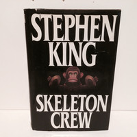 Skeleton Crew by Stephen King 1985 Hardcover Anthology