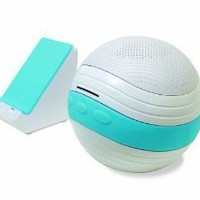 GoodTimes Wireless Bluetooth Floating Sound System for Swimming Pools GT-ORB1