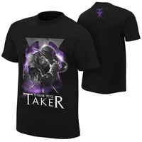 "Undertaker ""Thank You Taker"" Photo T-Shirt"